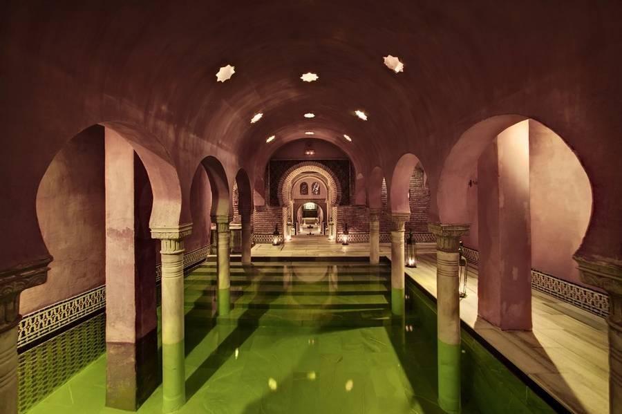 Hammam Al Andalus Granada -Infinito eBikes