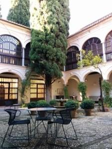 San Francisco Monastery, nowadays Parador de Granada Hotel